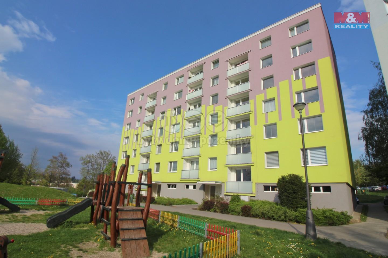 Prodej, byt 3+1, 74 m2, DV, Turnov, ul. Diamantová