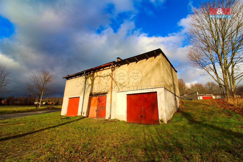 Prodej garáže, 24 m², Rumburk, ul. Rolnická