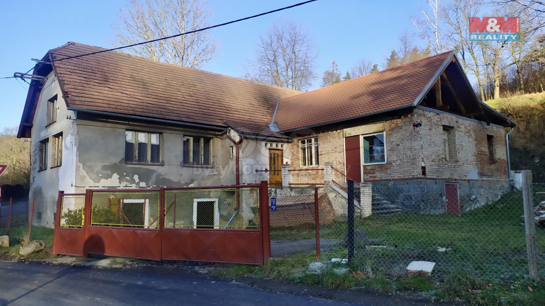 Prodej rodinného domu, 2425 m², Dolní Lomnice u Kunic