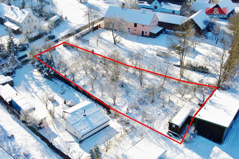 Pronájem pozemku k bydlení, 960 m², Planá - Dolní Sedliště