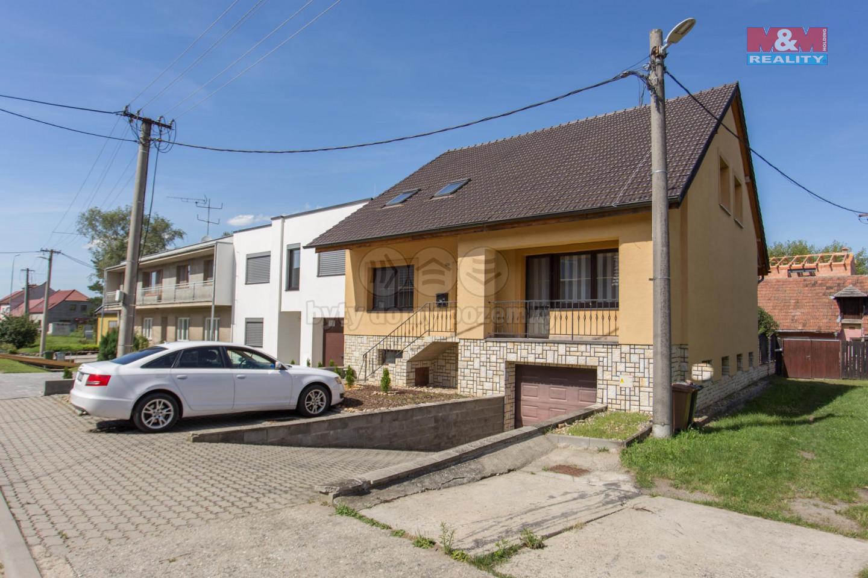 Prodej, rodinný dům, 7+1, 251 m2, Veselí nad Moravou