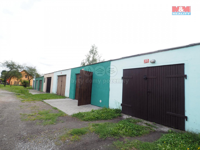 Prodej garáže, 24 m², Orlová