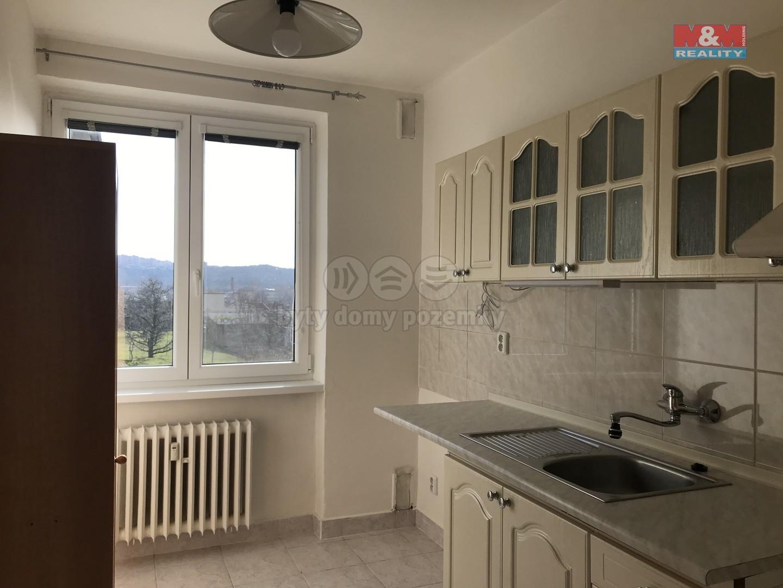 Pronájem, byt 2+1, 50 m2 Brno, ul. Venhudova