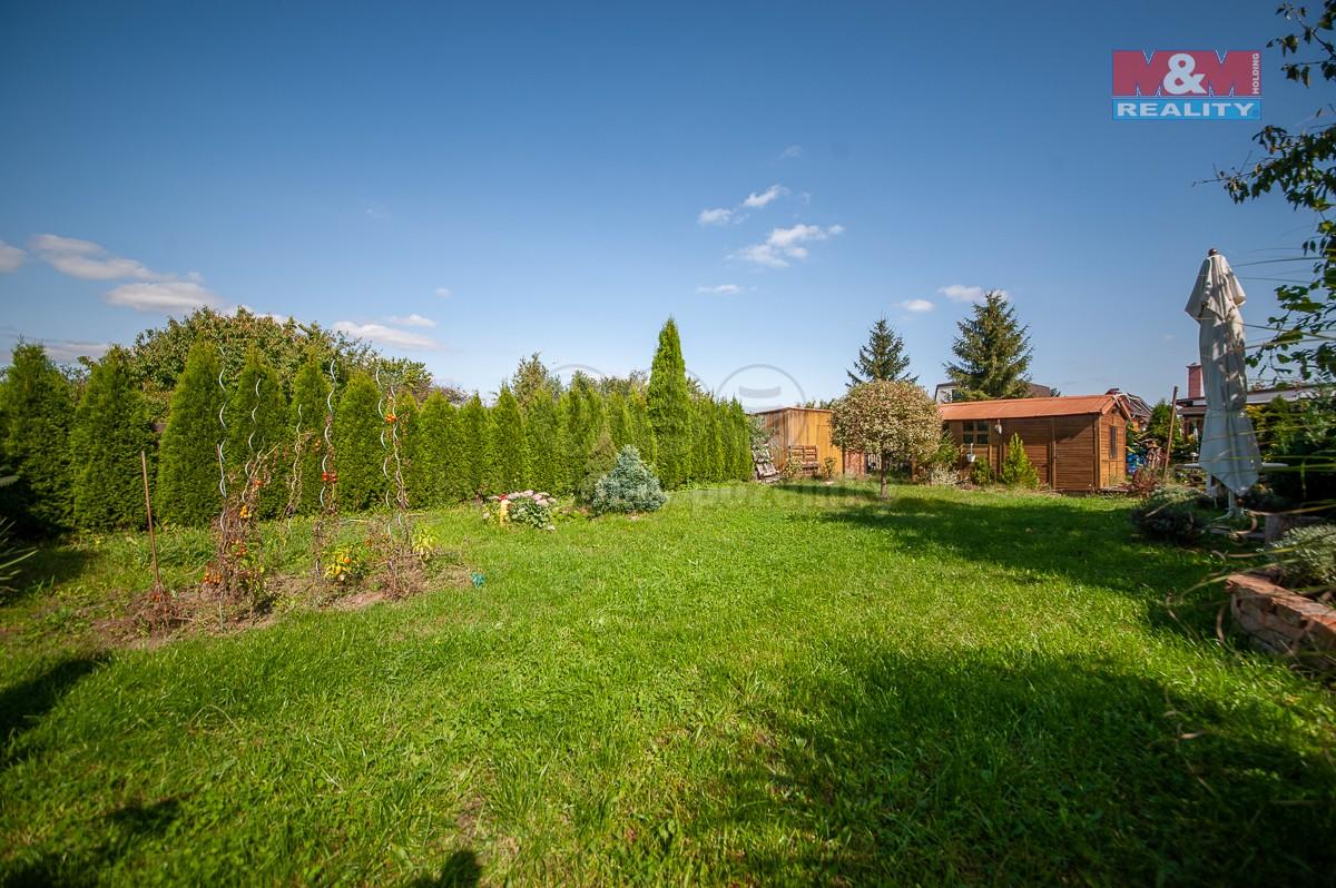 Prodej zahrady, 211 m², Brandýs nad Labem-Stará Boleslav