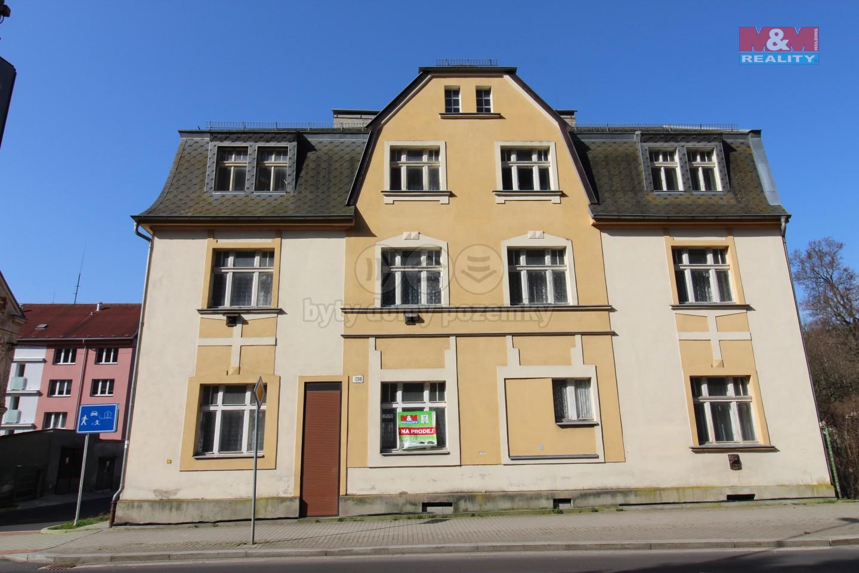 Prodej, bytový dům, 633 m2, Kraslice, ul. Družstevní