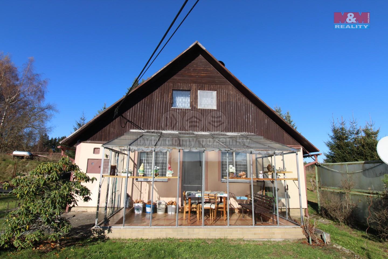 Prodej chalupy, 110 m², Jindřichovice, Loučná