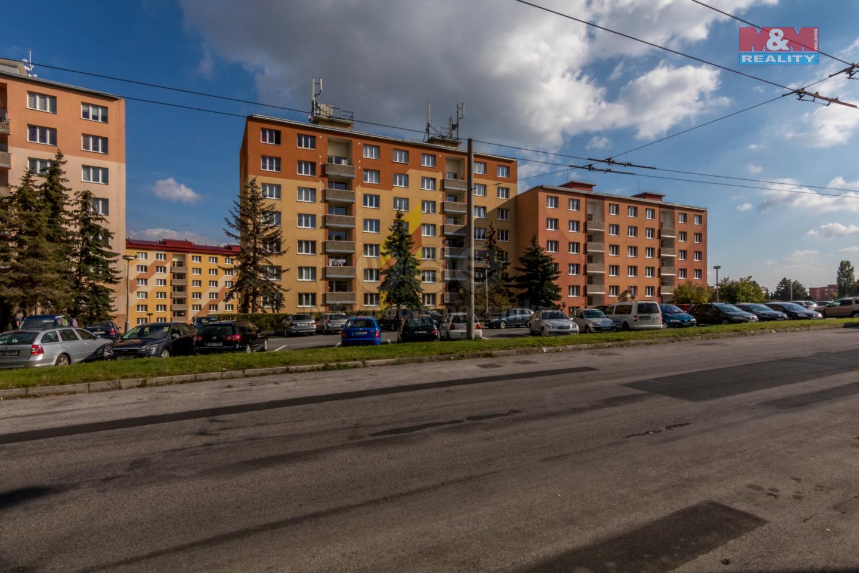 Pronájem bytu 3+1, 77 m², Chomutov, ul. Zahradní