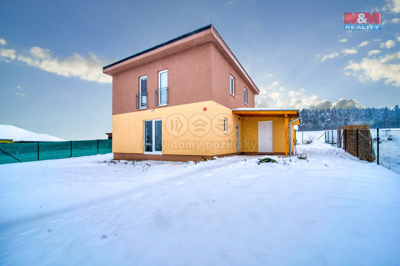 Prodej rodinného domu v Strašicích