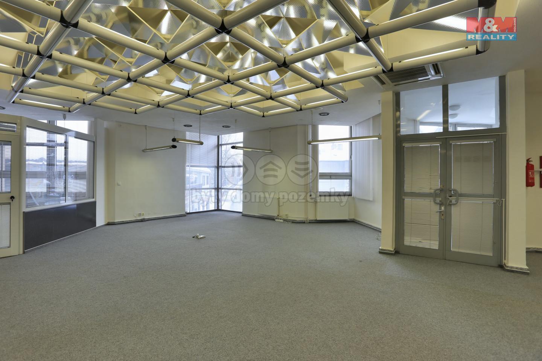 Pronájem kancelářského prostoru, 242 m², Český Těšín