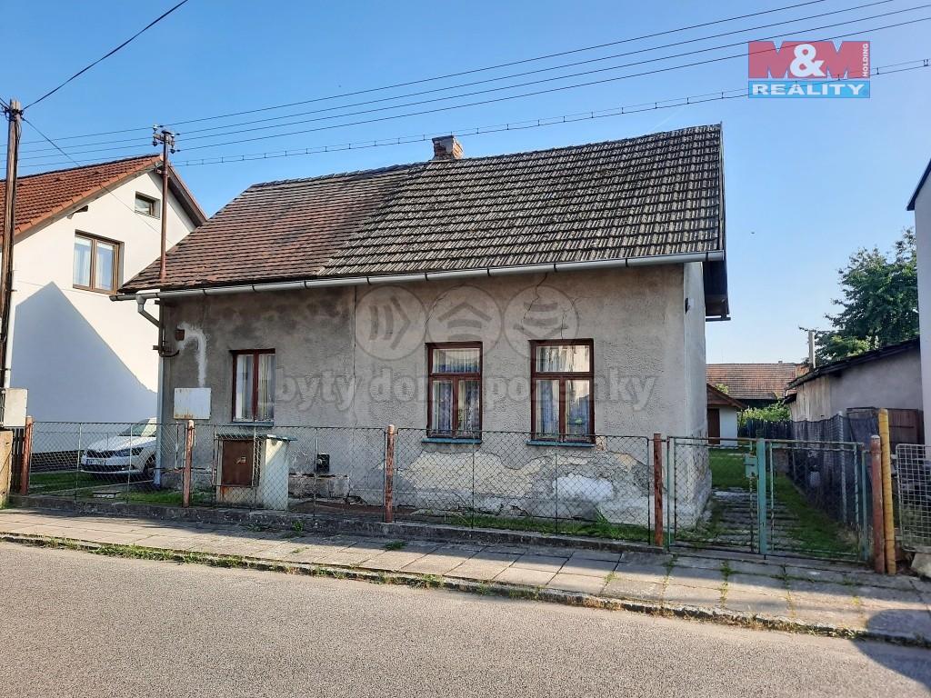 Prodej rodinného domu, 120 m², Přepeře