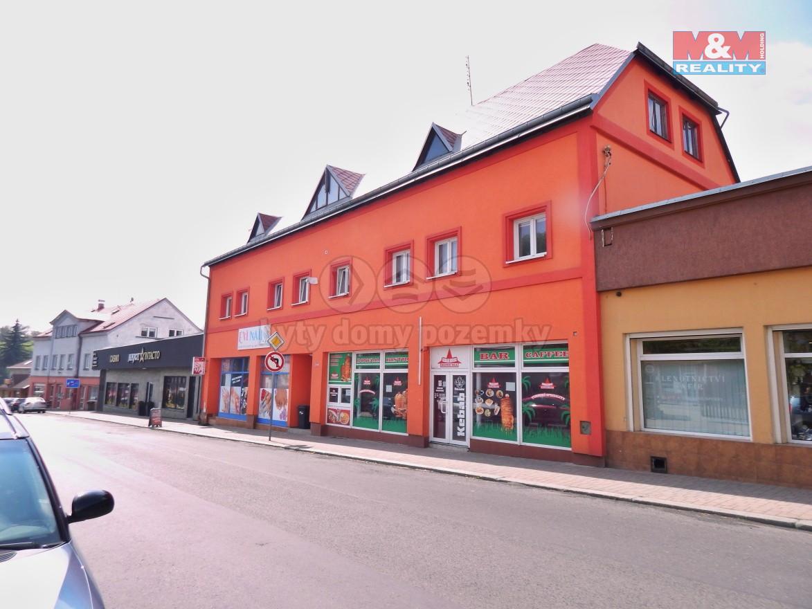 Pronájem obchodu, 100 m², Varnsdorf, ul. Národní