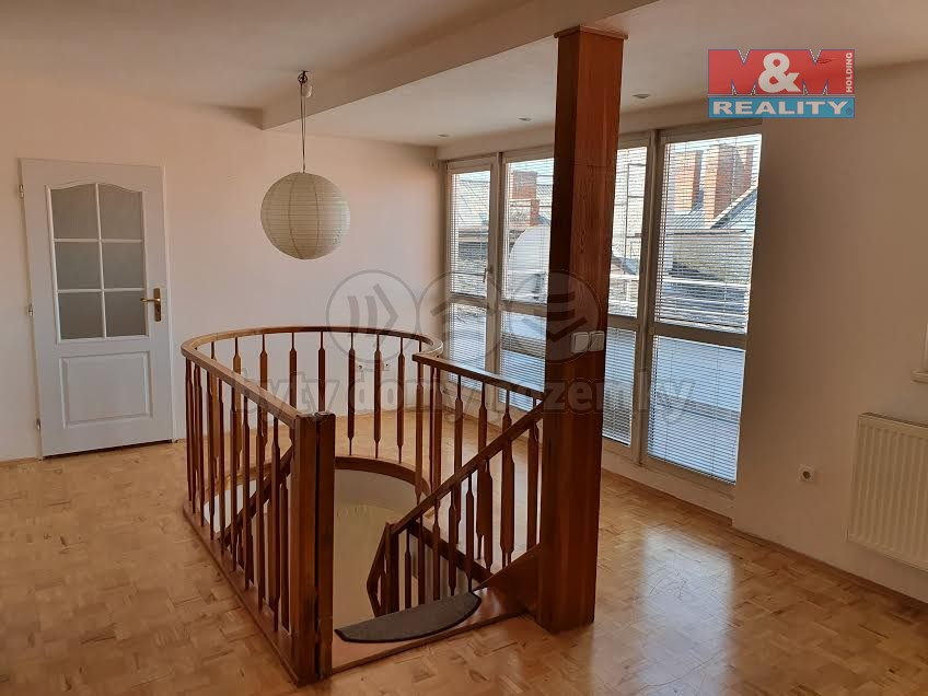 Pronájem, byt 3+kk, 70 m², Olomouc, ul. Kollárovo nám.