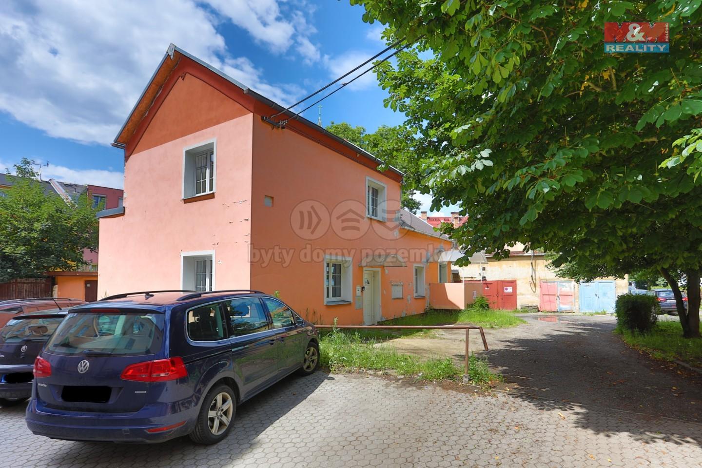 Prodej multifunkčního domu, 160 m², Sokolov, ul. Odboje
