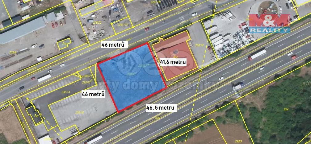 Pronájem provozní plochy, 2000 m², Králův Dvůr