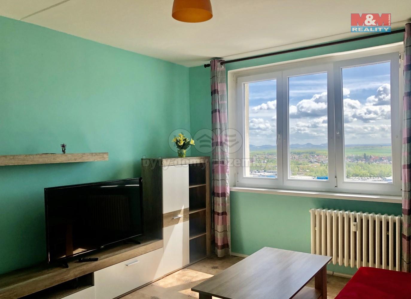 Prodej, byt 2+1, 52 m², OV, Chomutov, ul. Borová