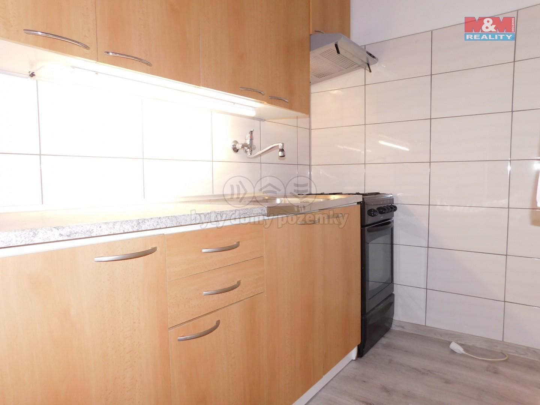 Pronájem bytu 1+kk, 25 m², Kladno, ul. Vodárenská