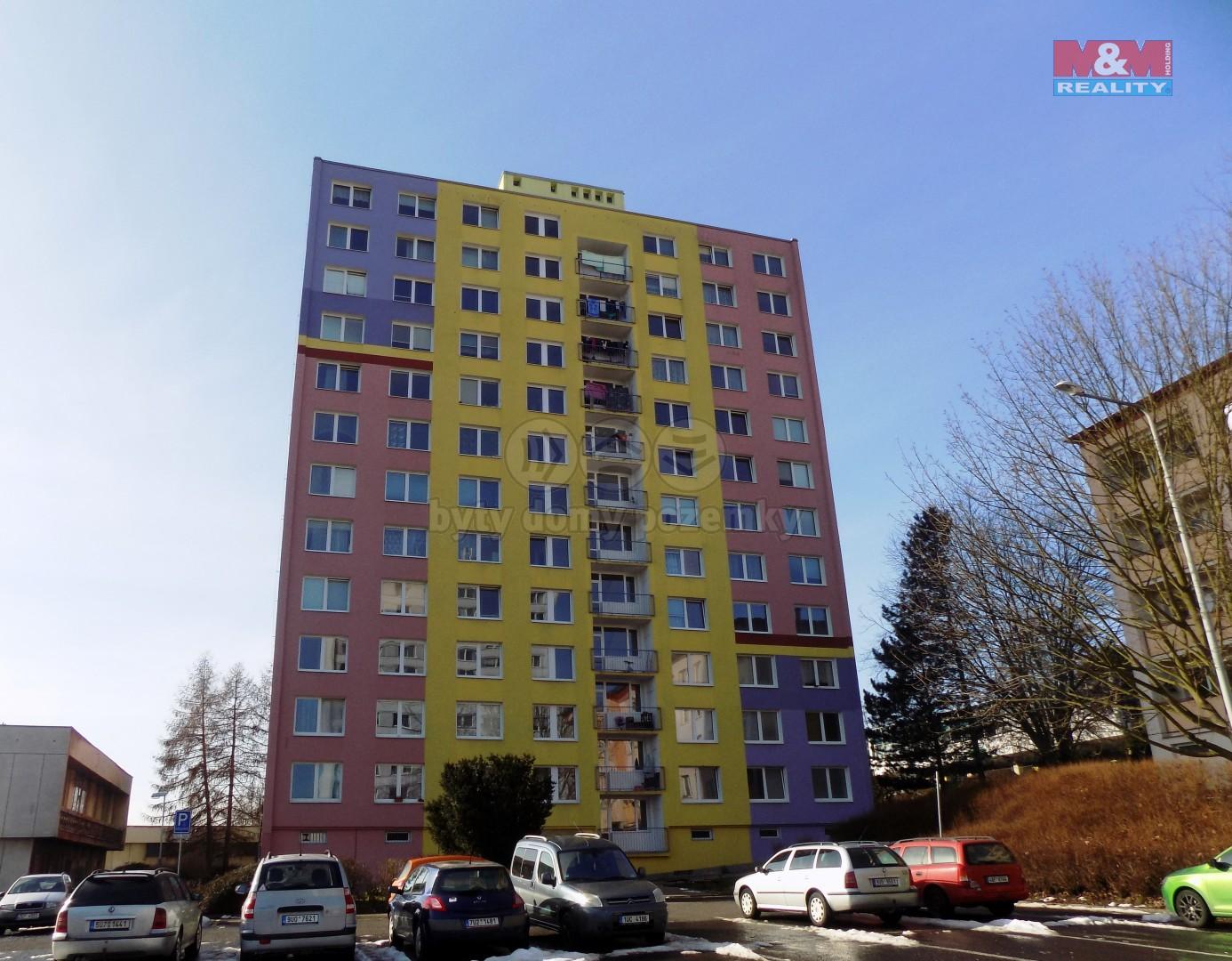 Prodej bytu 1+1, 41 m², Ústí nad Labem, ul. Rozcestí