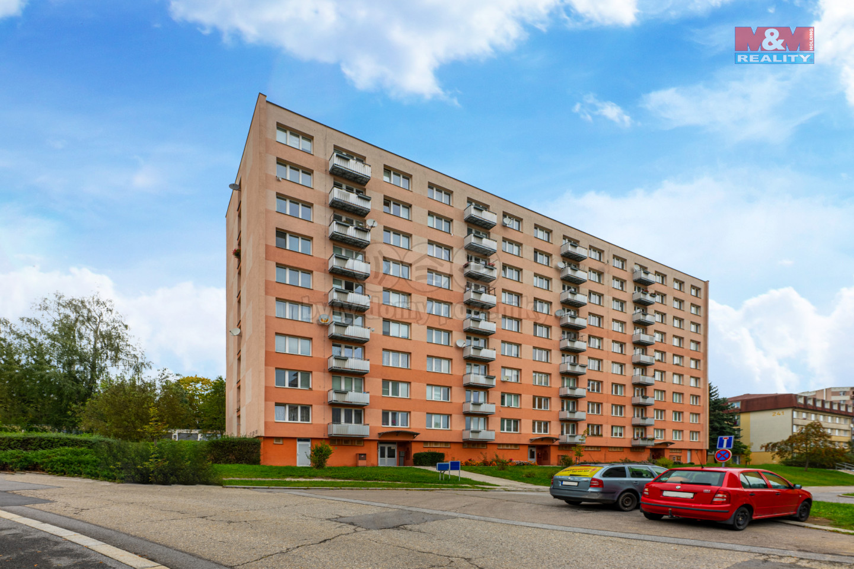 Prodej bytu 1+1, 37 m², Český Krumlov, ul. Za Nádražím