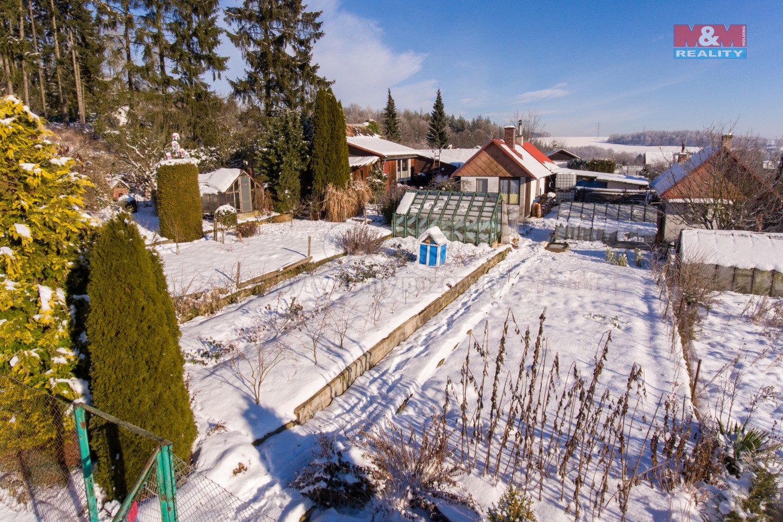 Prodej zahrady, 338 m², Horní Slavkov