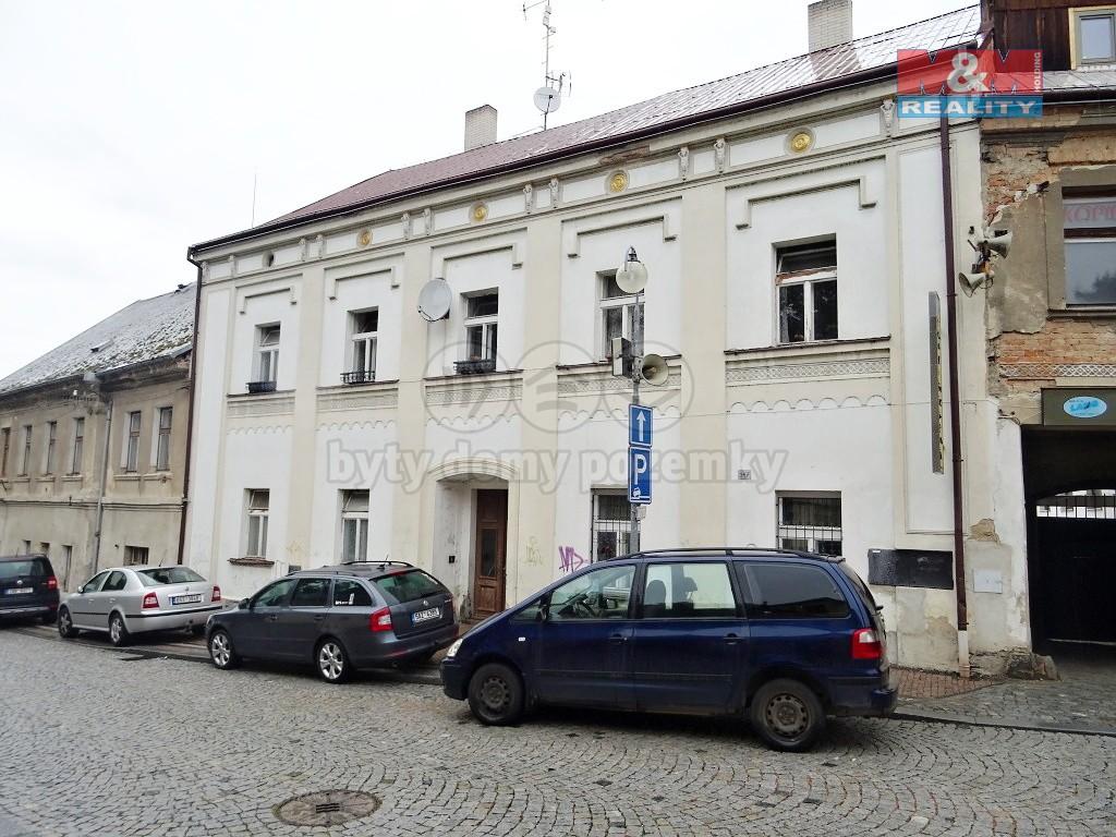 Prodej bytu 2+1, 50 m², Mnichovo Hradiště, ul. Havlíčkova