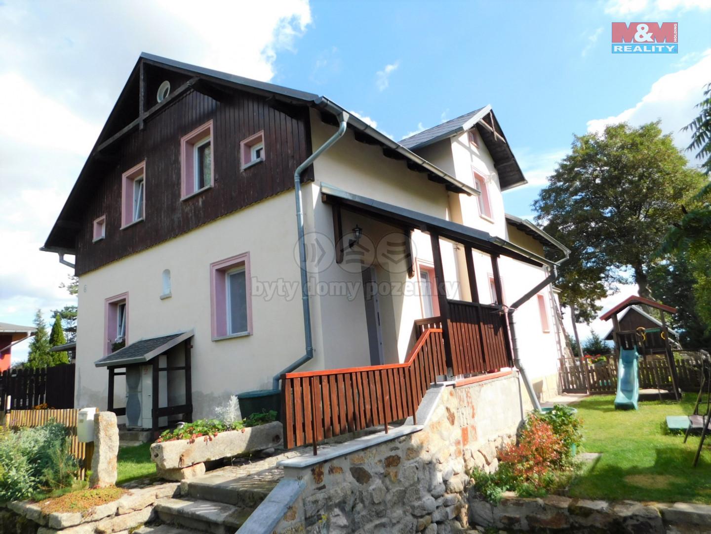 Pronájem bytu 1+1, 34 m², Františkovy Lázně