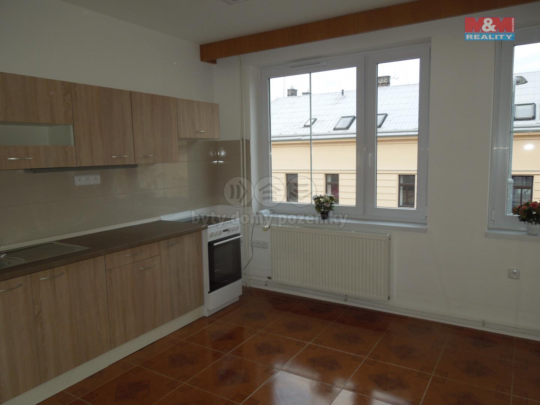Pronájem bytu 2+1, 60 m², ul. 17. listopadu