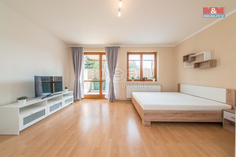 Pronájem bytu 1+kk v Praze, ul. Podle náhonu