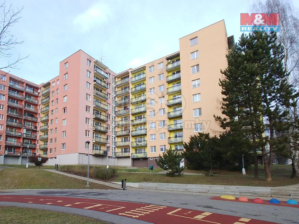 Prodej bytu 3+1, 72 m², Brno, ul. Krymská