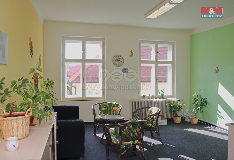 Pronájem kancelářského prostoru, 143 m², Opava - Město