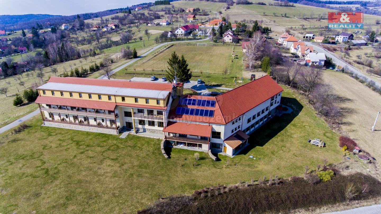 Prodej, hotel, penzion, Žítková