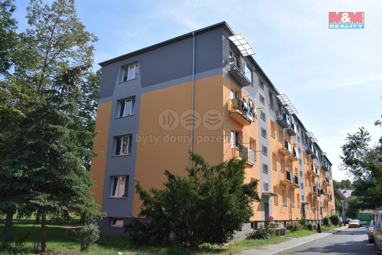 Pronájem bytu 2+1, 49 m², Žatec, ul. Podměstí