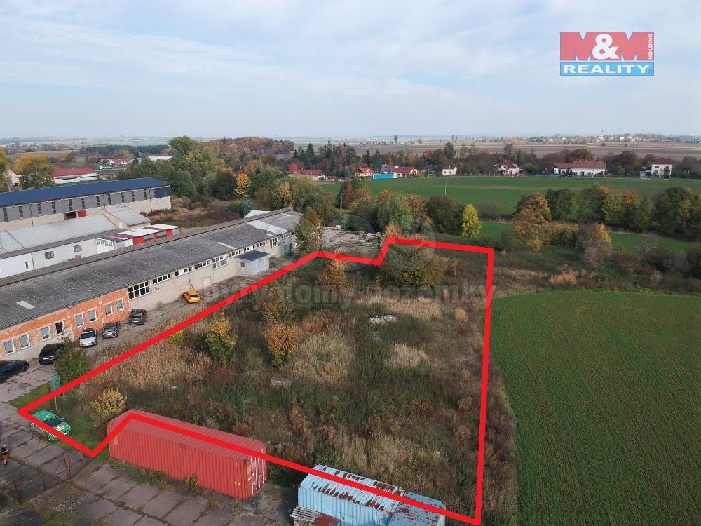 Prodej provozní plochy, 2995 m², Hradec Králové