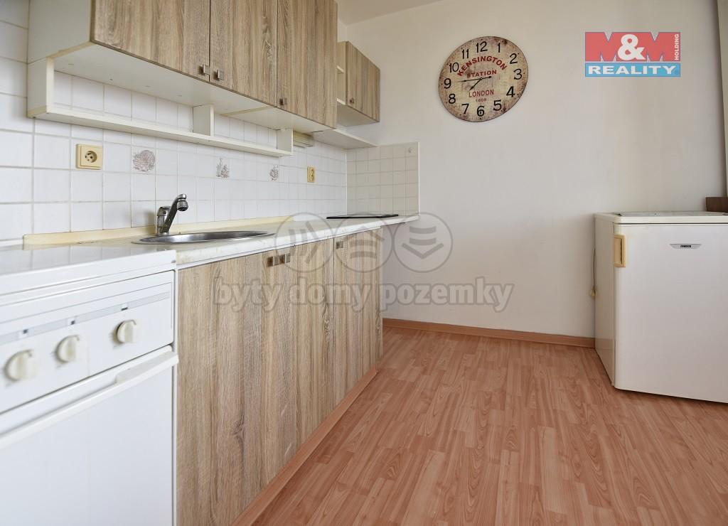 Pronájem bytu 2+1, 43 m², Mladá Boleslav, ul. Zalužanská