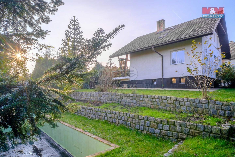 Prodej, rodinný dům, 5+1, 190 m2, OV, Vysoká Pec