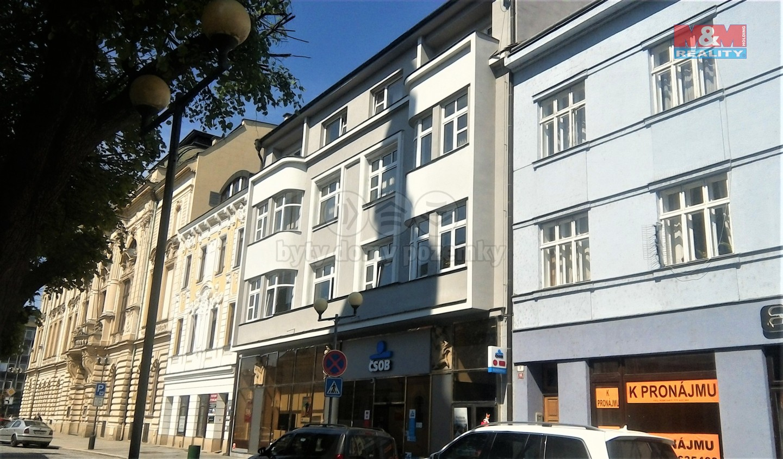 Pronájem bytu 2+kk, 35 m², Přerov