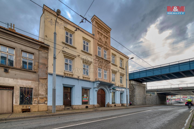 Pronájem bytu 1+kk, 36 m², Plzeň, ul. Prokopova