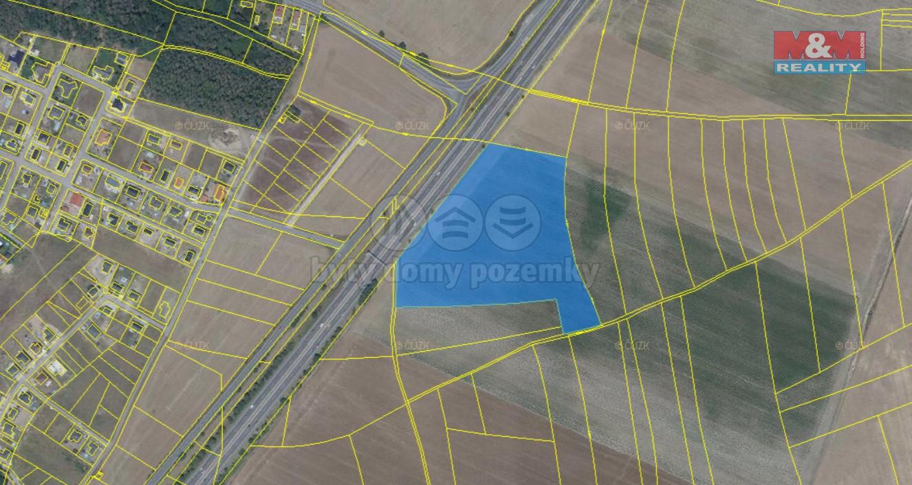 Prodej pole, 35384 m², Písková Lhota