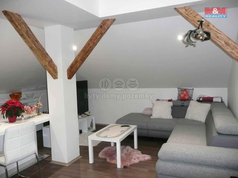 Pronájem bytu 4+kk, 103 m², Krnov, ul. Revoluční