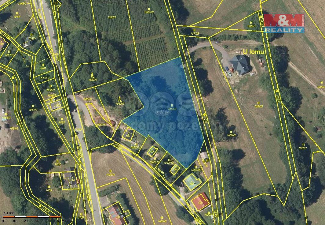 Prodej pozemku, 3506 m², Benecko