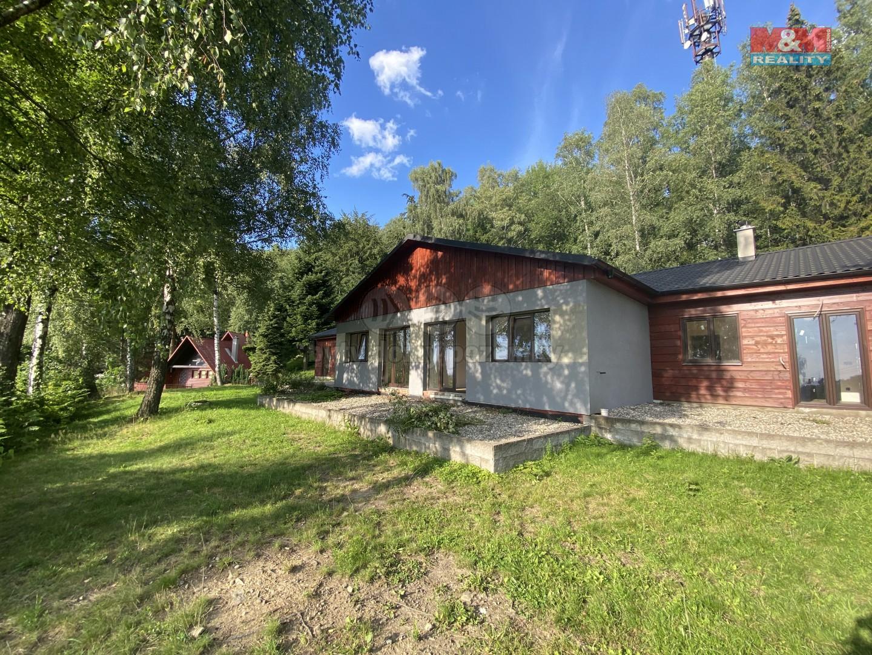 Prodej chaty, 455 m², Komorní Lhotka