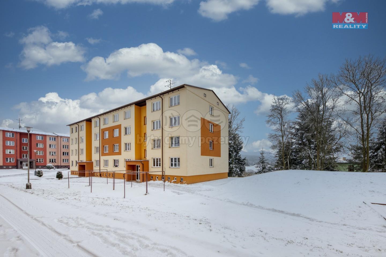 Pronájem bytu 1+1, 34 m², Strašice