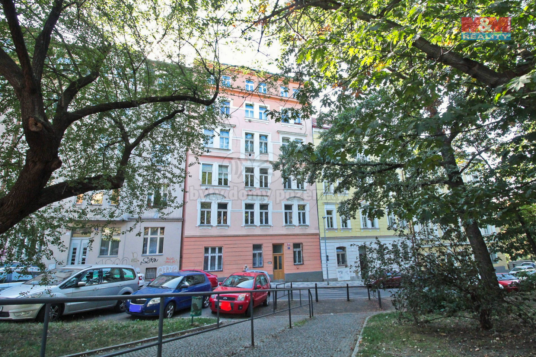 Prodej bytu 2+kk, 46 m², Praha, ul. Pod Karlovem