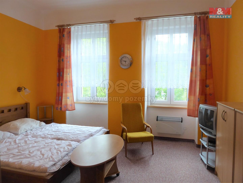 Pronájem, byt 1+KK, 20 m2, Karlovy Vary, ul. Škroupova