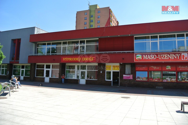 Pronájem obchod a služby, 322 m², Český Těšín, ul. Kysucká