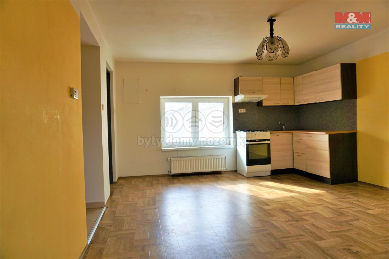 Pronájem bytu 1+kk, 29 m², Rakovník, ul. Lubenská