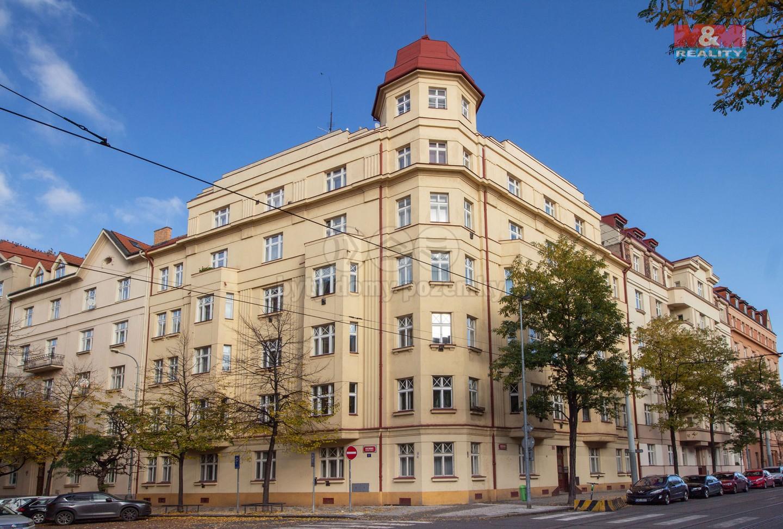 Prodej, byt 3+1, Praha, 125 m2, ul. Korunní