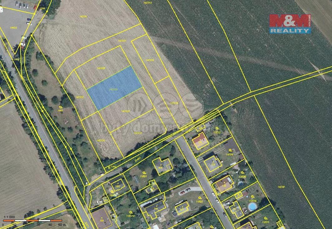 Prodej pozemku k bydlení, 908 m², Sobotka