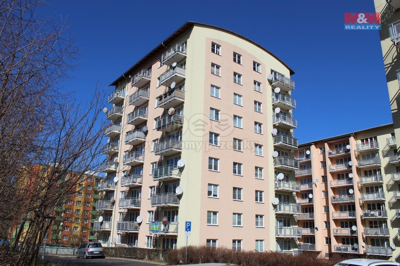 Pronájem bytu 3+kk, 75 m², Karlovy Vary, ul. Waldertova