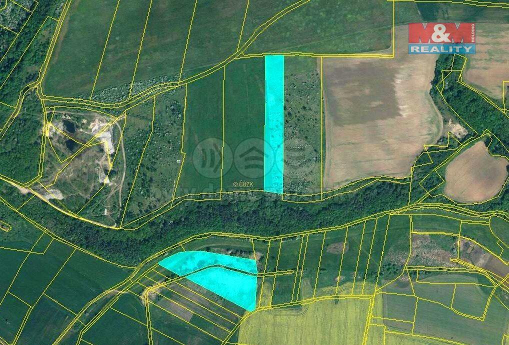 Prodej pole, 25226 m², Staňkovice