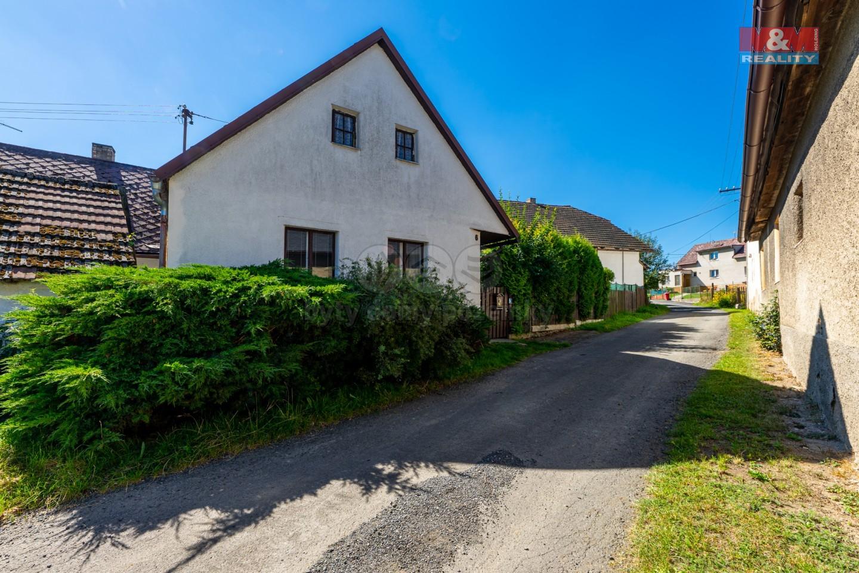 Prodej chalupy, 154 m², Radkovice